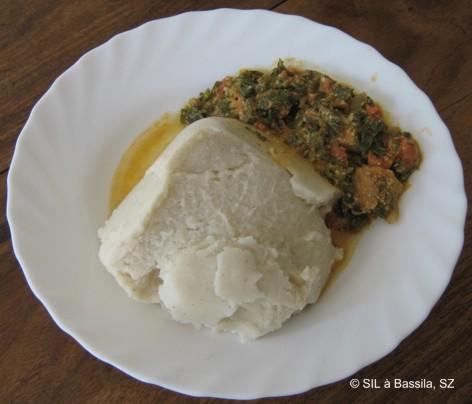 Pâte und Soße